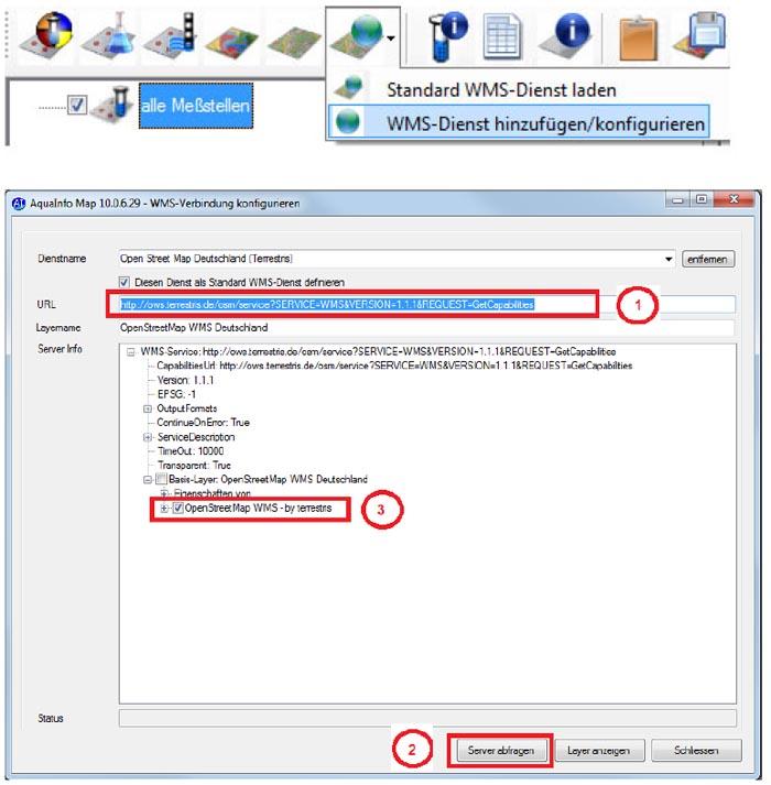 WMS-Dienst-AquaInfoMap